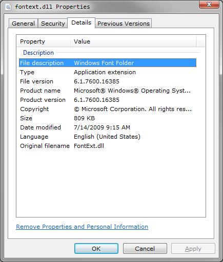 Windows: Fonts Folder – Code Yarns