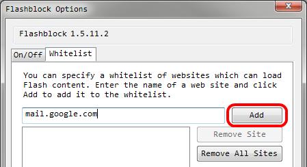 Gmail: Multi-select & Progress Bars with Flashblock – Code