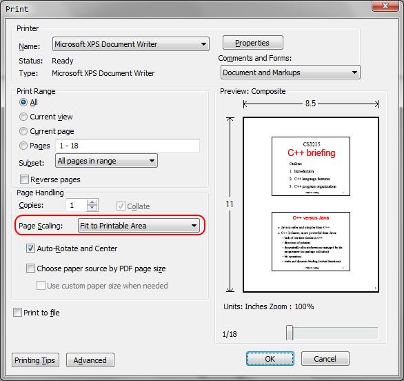 PRINT TO ADOBE PDF DOWNLOAD