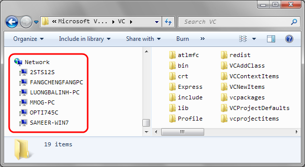 windows explorer – Code Yarns 👨 💻