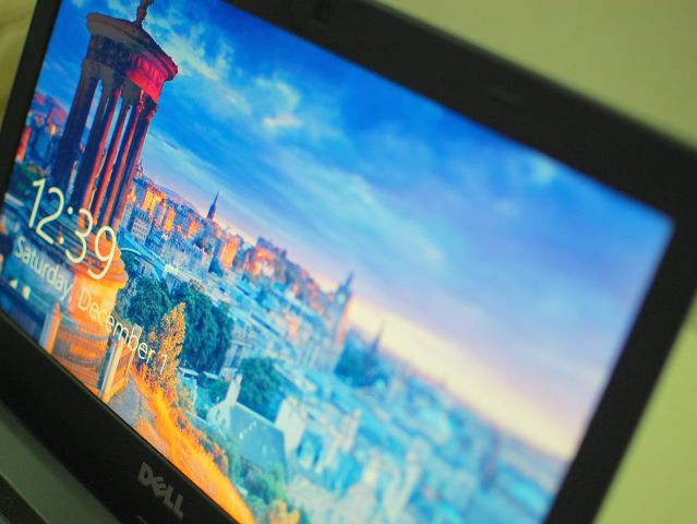 Gorgeous Bing image as Windows 8 lockscreen