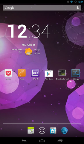 How to install CyanogenMod 10 1 to EMMC on the Nook Color