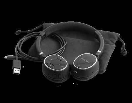 Creative WP-300 Bluetooth headphones