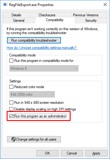 windows 8 administrator access