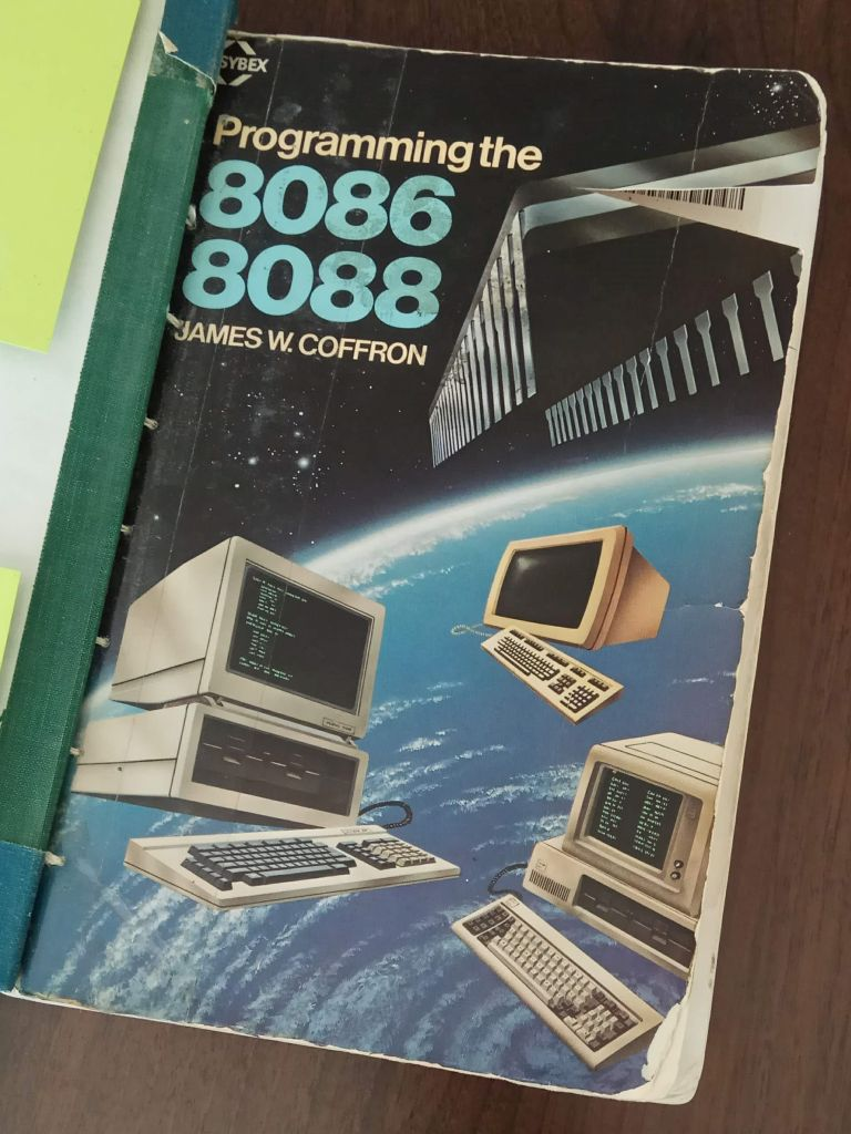 Programming the 8086/8088
